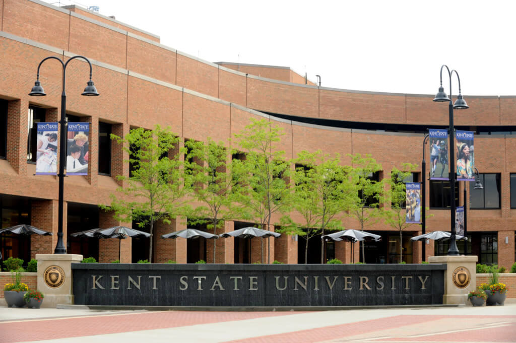 Kent State University's tragic past doesn't stop them from a fantastic future