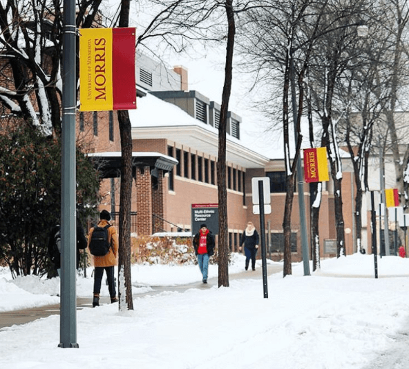 University of Minnesota Morris has roots with the Native Americans