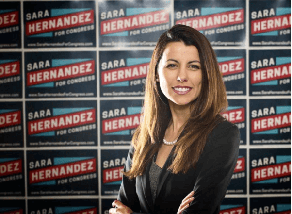 Sara Hernandez for Congress