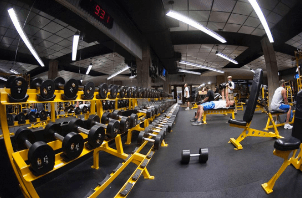 get your fitness goals on at one of the best college gyms at Mizzou
