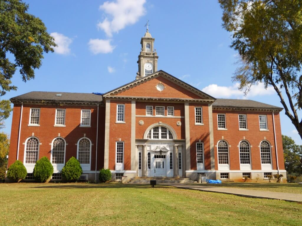 Talladega College has a rich history