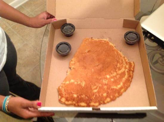 pancakes in NOLA