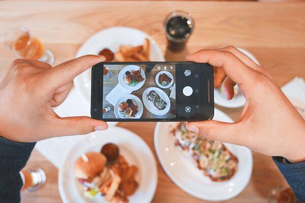 food instagram accounts