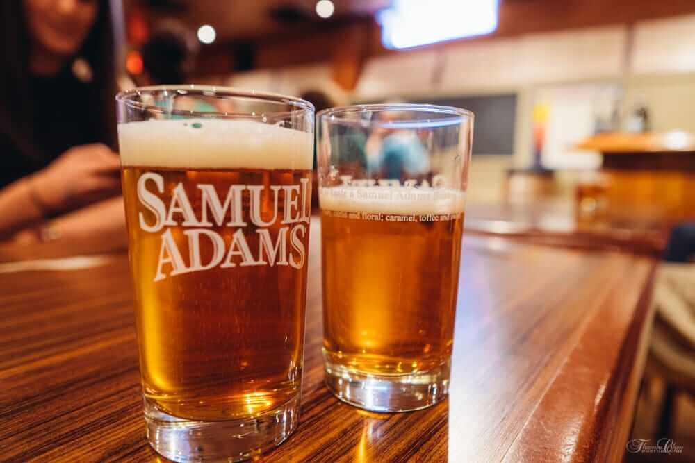 The Breweries in Boston