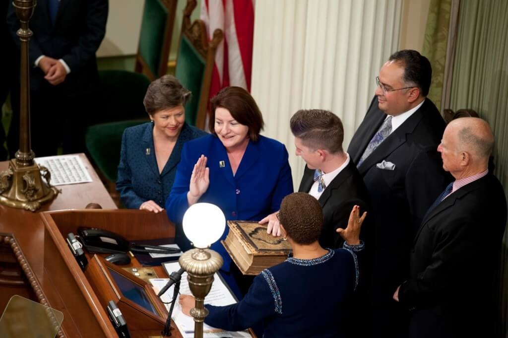 Power Women Leader Senator Toni Atkins