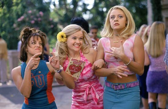 legally blonde elle woods sorority rush