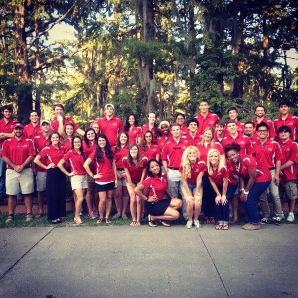 University of louisiana Lafayette SGA Facebook UL