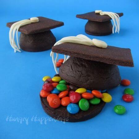 graduation desserts