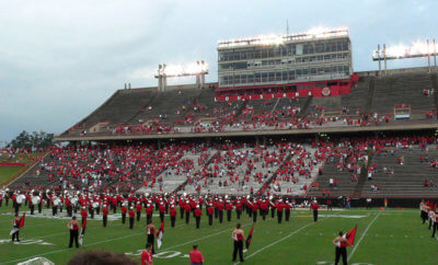 university of Louisiana at lafayette football stadium