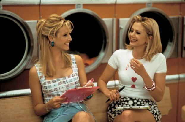 romy and michele high school reunion still