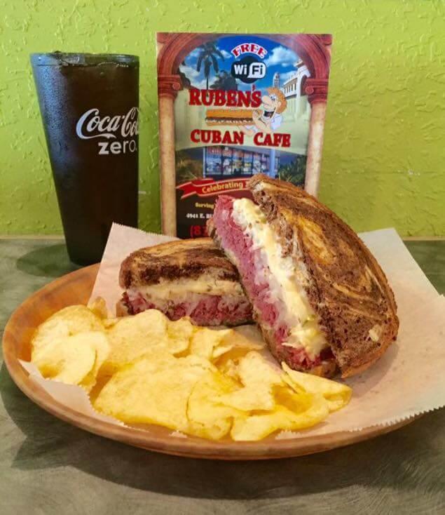 Ruben's Cuban Cafe