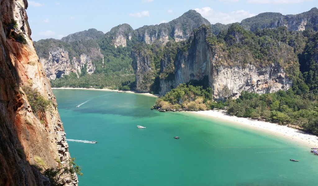 thailand trip railay
