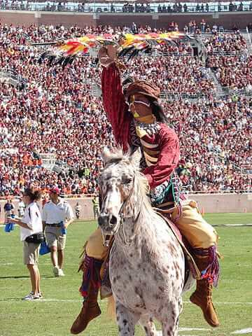 chief osceola and renegade uf fsu