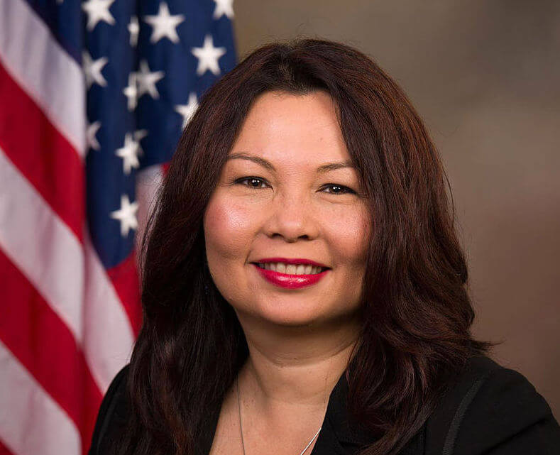 powerful women leader senator tammy duckworth