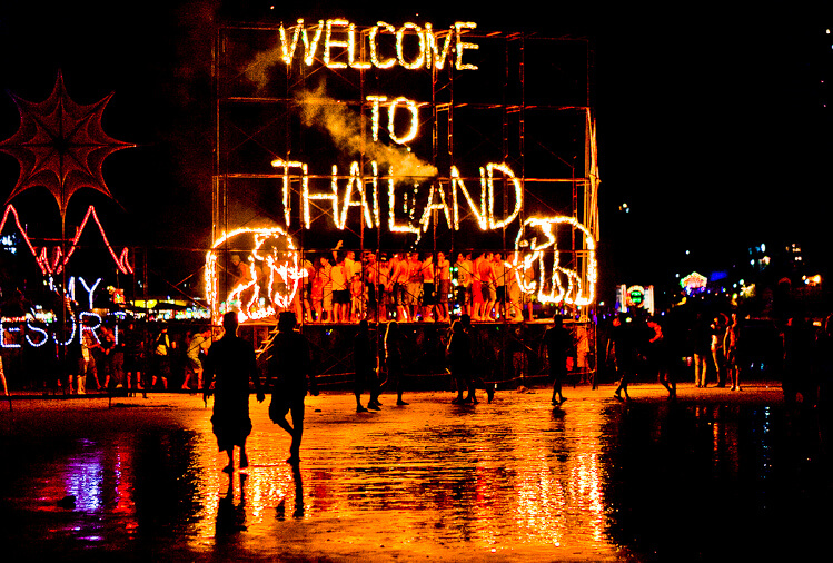 thailand trip full moon party