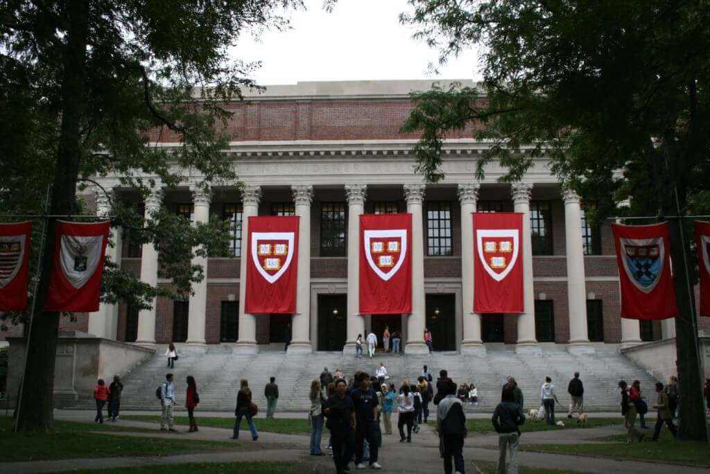 harvard university international students
