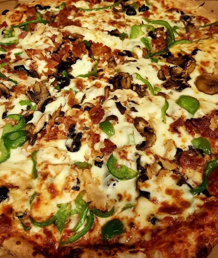 five star pizza near usf