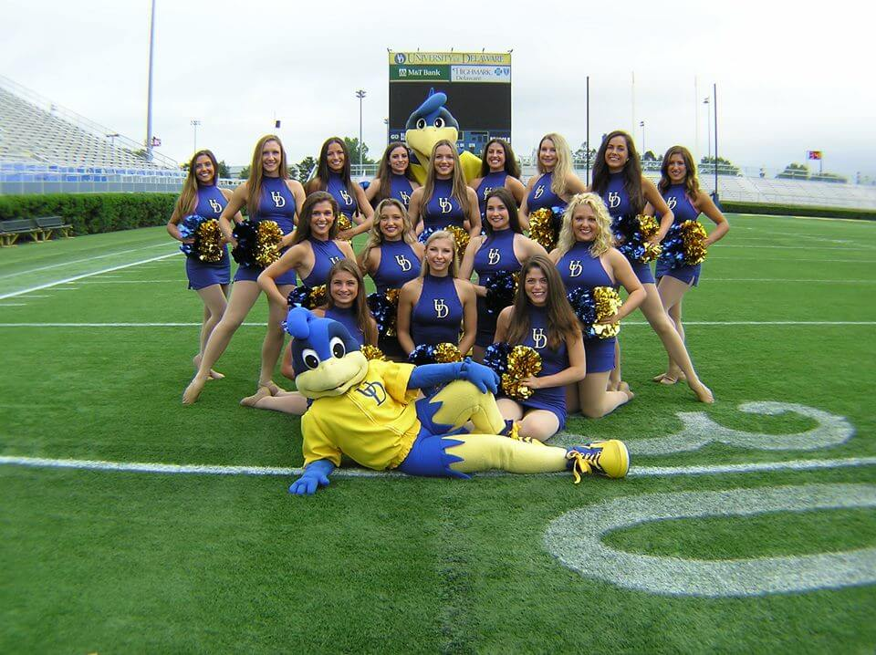 University of Delaware Dance Team