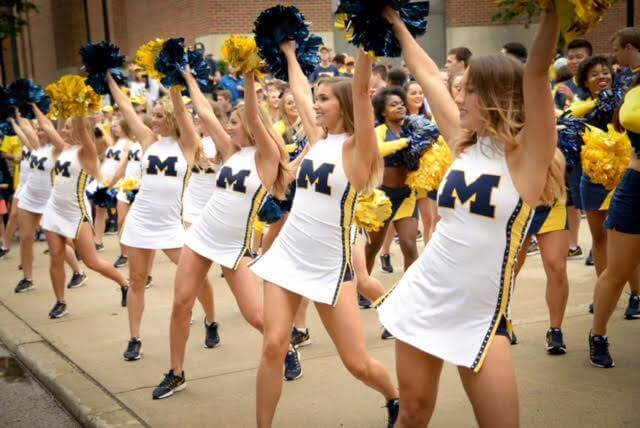 University of Michigan Dance Team  sc 1 st  College Magazine & The 10 Best College Dance Teams in the Nation - College Magazine