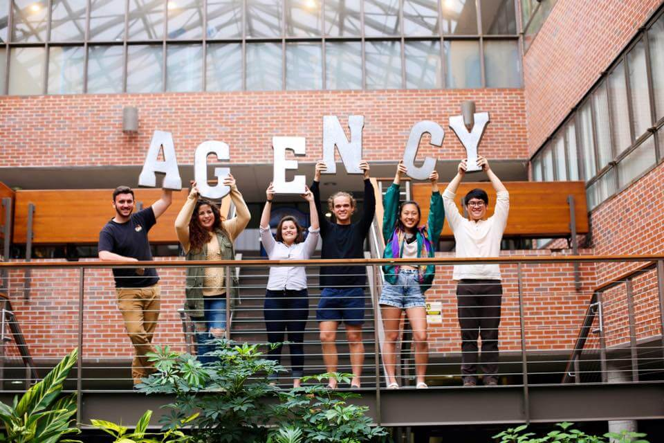 the agency UF