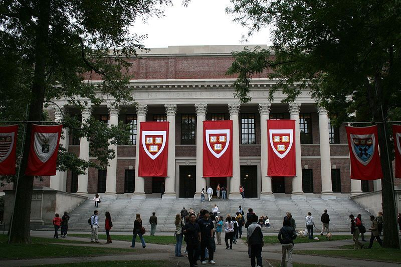 harvard politically active campuses