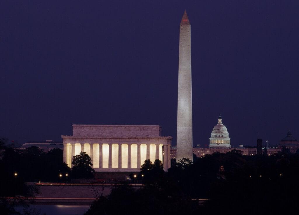 monuments walk