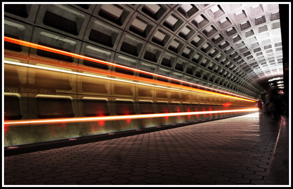 the metro foggy bottom washington d.c.