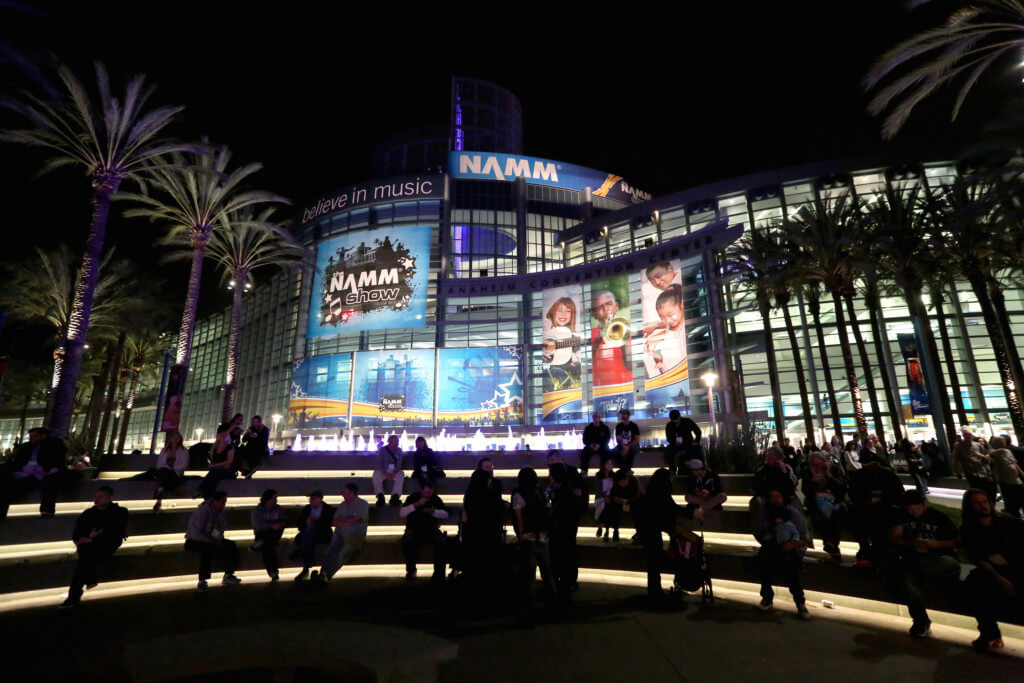 namm music scholarships president