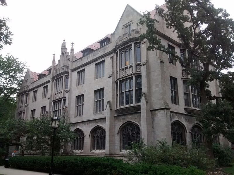 university of chicago politically active campuses