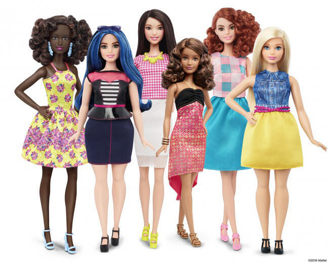 Barbies powerful women leaders Jess Weiner