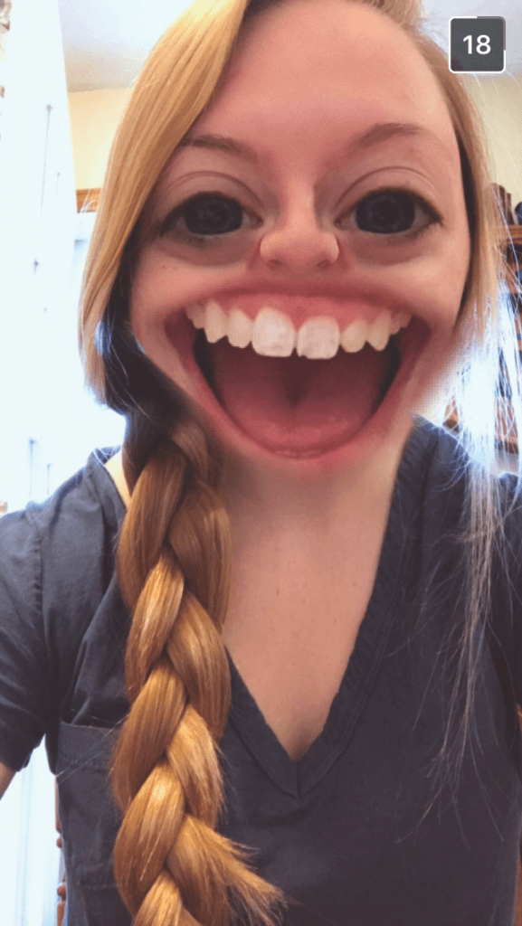 big mouth filter snapchat filters