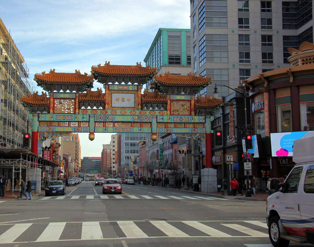 chinatown washington d.c.