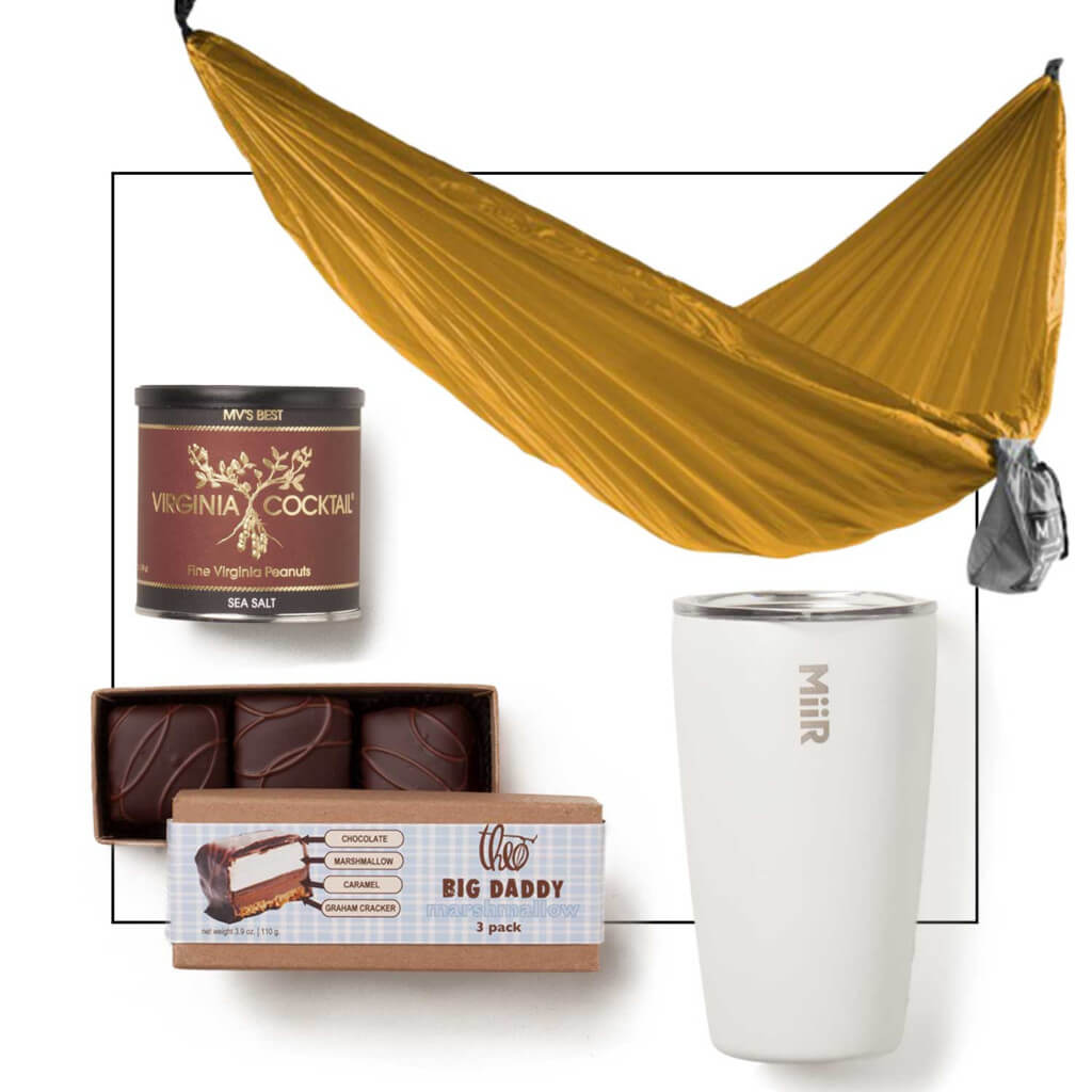 lounge around in a hammock with this creative gifts for girlfriend