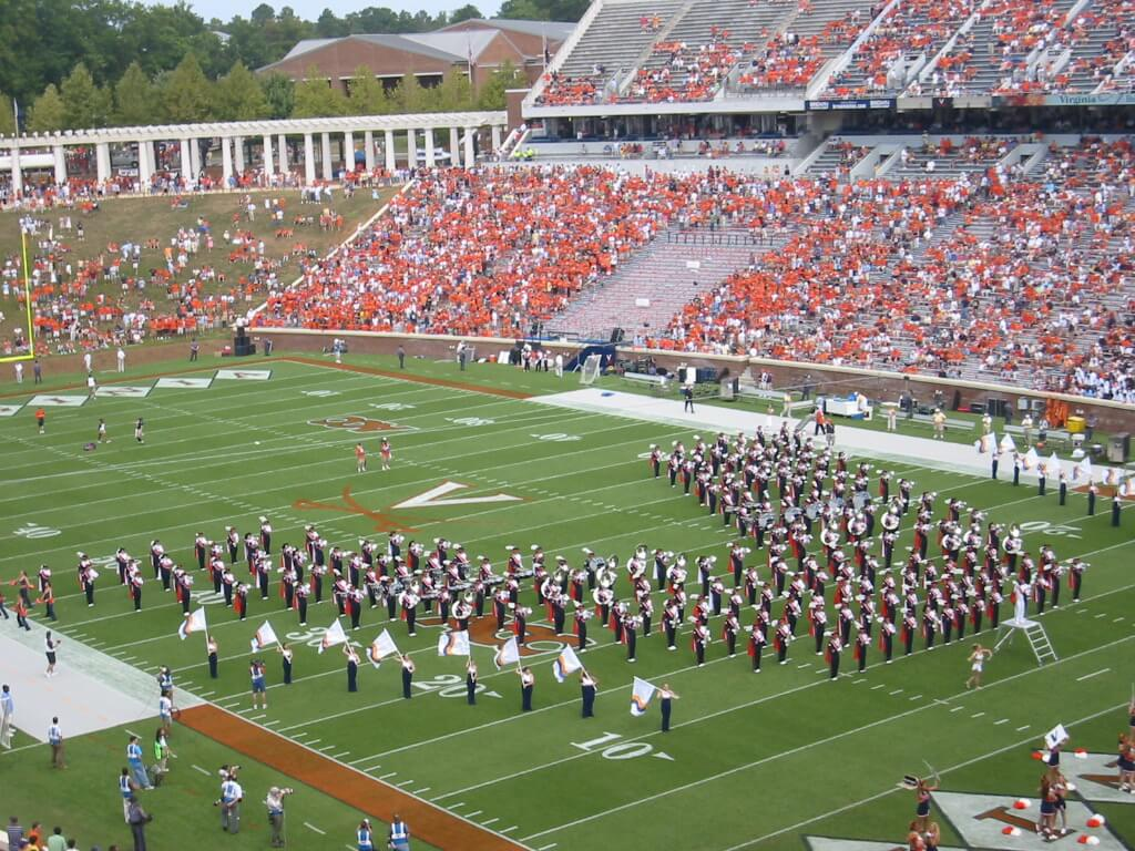UVA homecoming