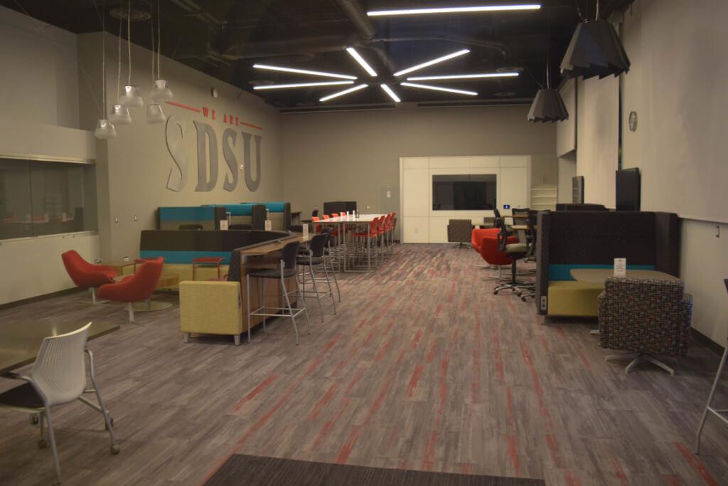 Student lounge sdsu