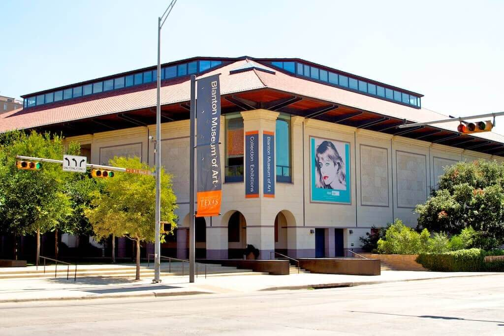 blanton museum of art free fun things to do in austin