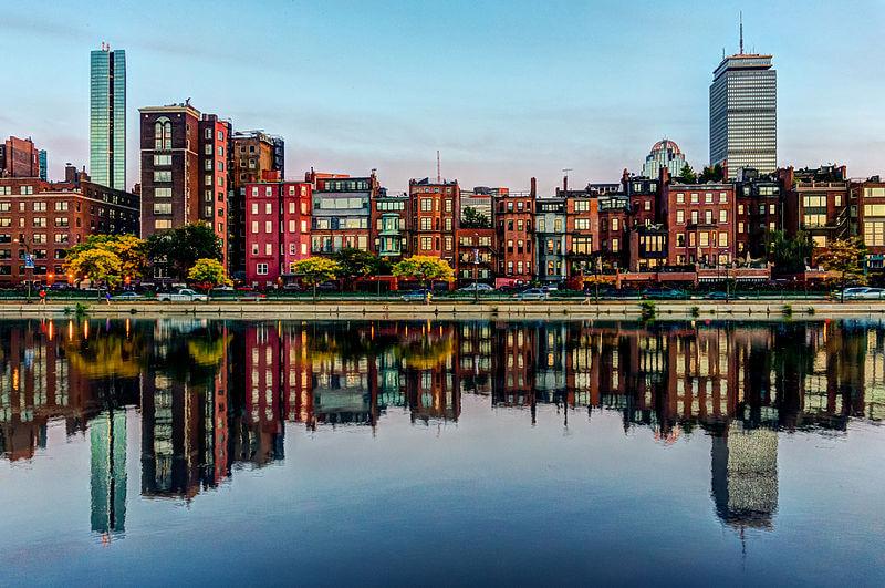 Boston Back Bay