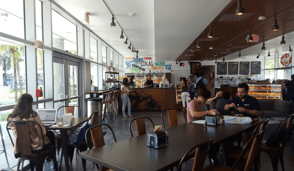 vicky cafe at fiu