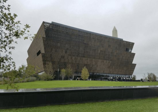African American History and Culture Museum pic
