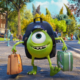 monster's university freshman year of college