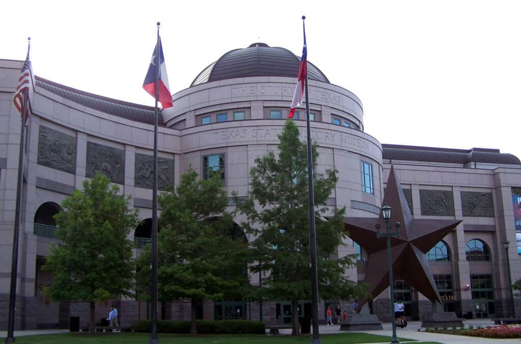 bullock museum free fun things to do in austin