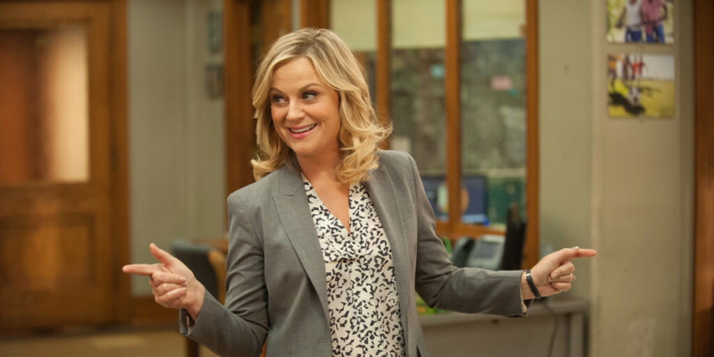 parks and rec leslie knope powerful women leaders