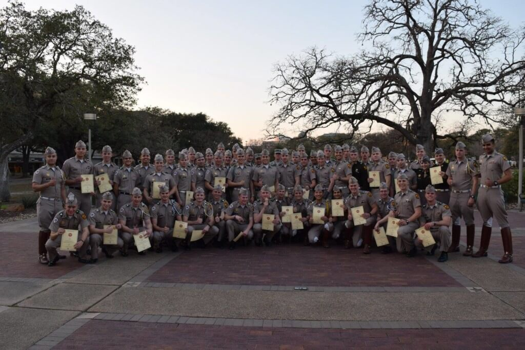 texas a & m best colleges for rotc