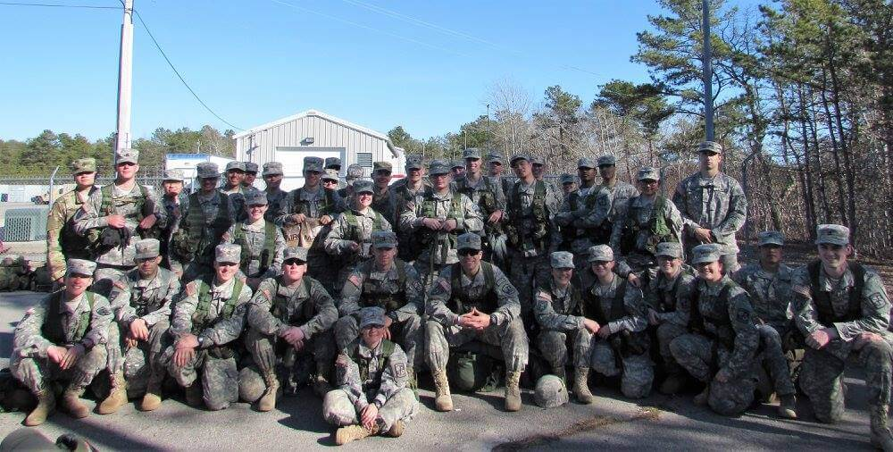 MIT best colleges ROTC