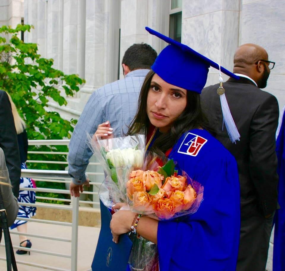 Danielle Dibartolo post grad