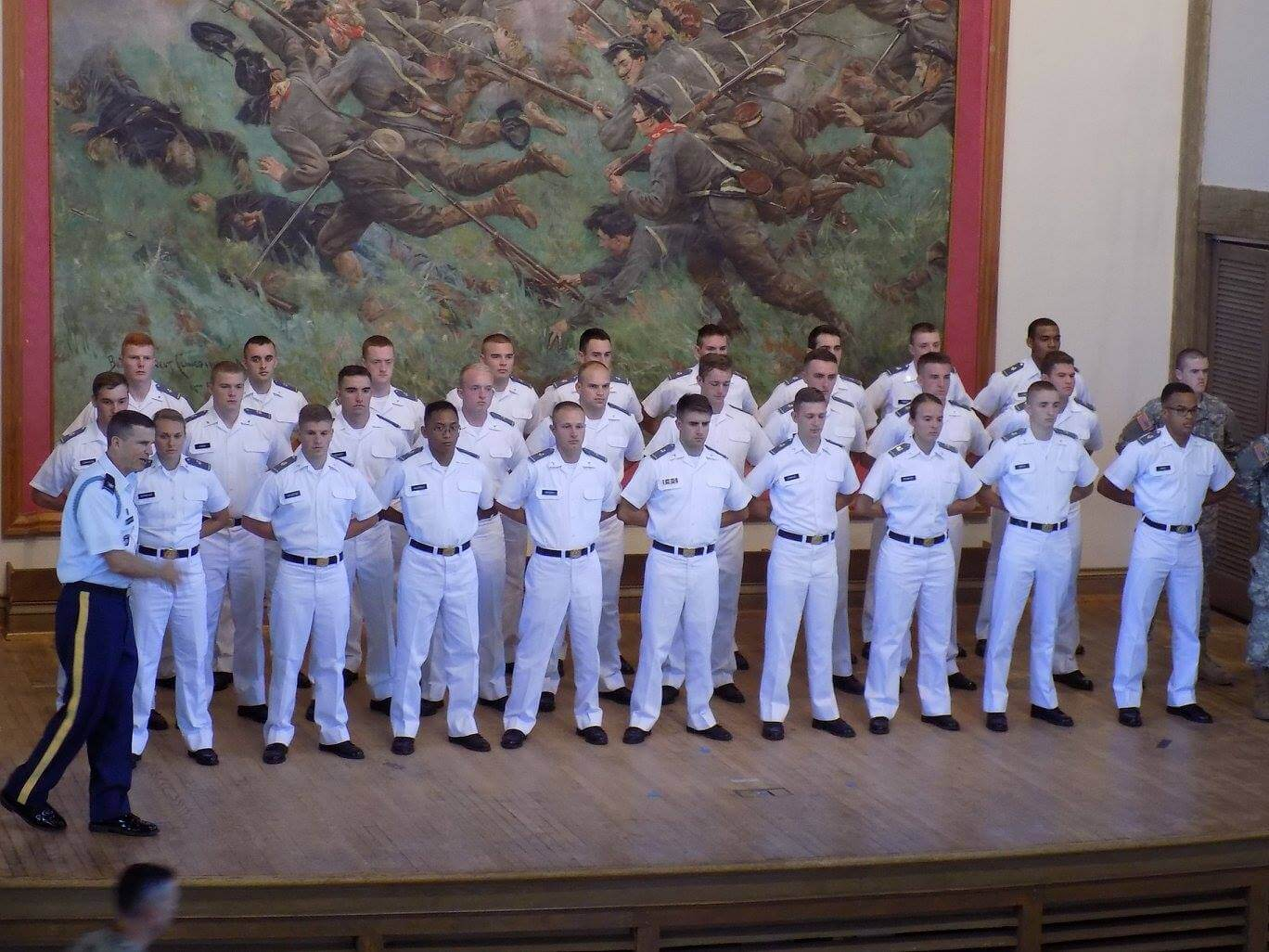 virginia military institute best colleges rotc
