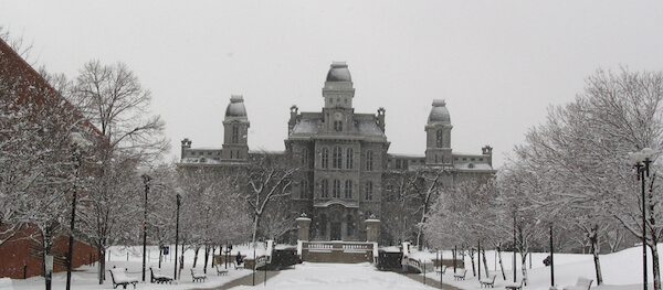 Syracuse best schools for communications majors