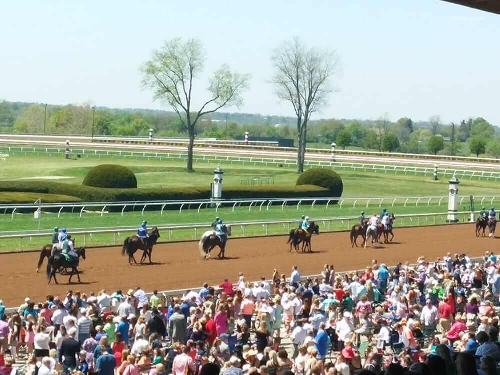 Keeneland lexington