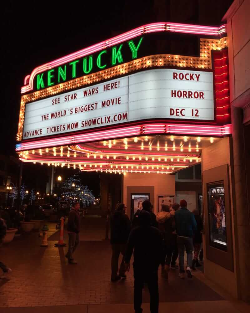 kentucky theatre