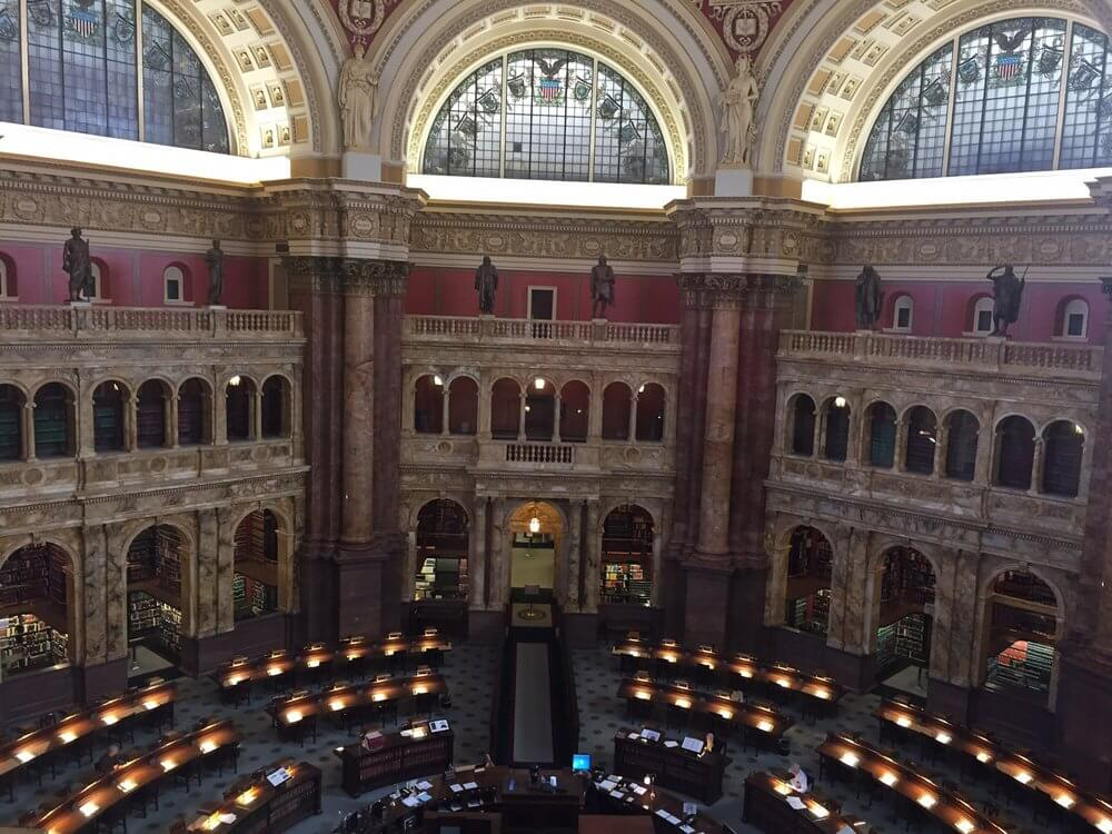 library of congress d.c.